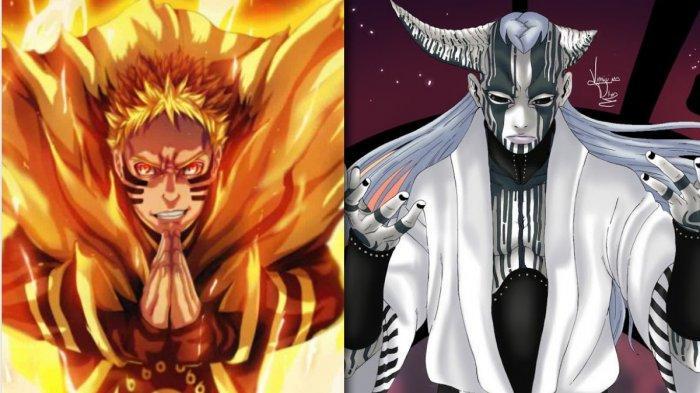 Manga Boruto chapter 52 rilis malam ini, Jumat 20 November 2020, Naruto vs Isshiki