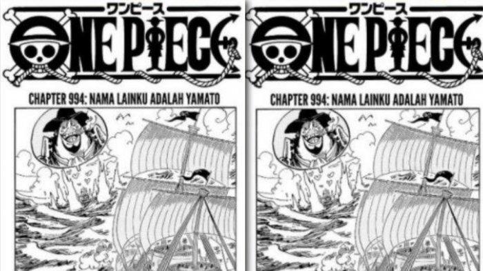 SUDAH RILIS! Link Baca Manga One Piece Chapter 994, Yamato Menangis Ingat Niatnya 20 Lalu Pada Momo
