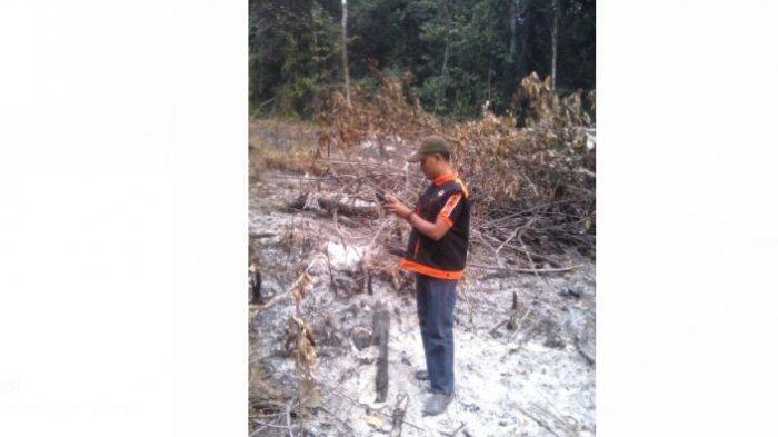 Manggala Agni, penjaga hutan di Kabupaten Tebo