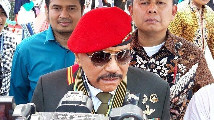 JENDERAL Hendropriyono Dilaporkan ke Polisi Pangeran Kalimantan, Sebut Sultan Hamid II Pengkhianat