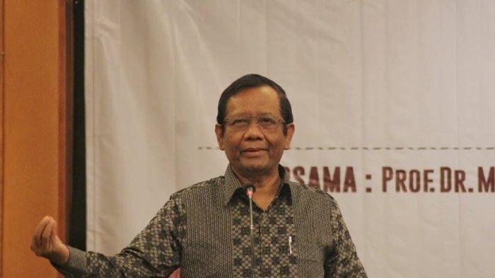 Mahfud MD: Partai Gerindra, Demokrat, PAN akan Gabung ke Pemerintah, Tinggal PKS