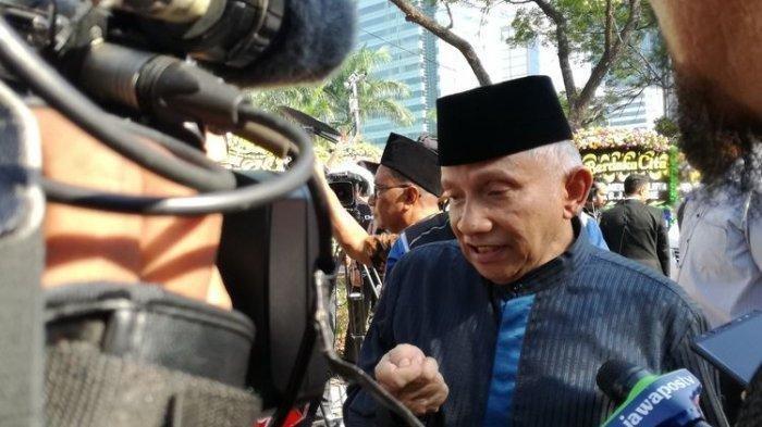 Tak Komentar Apapun Soal KabineT Jokowi, Amien Rais Ngaku Tunggu Waktu 6 Bulan Lagi