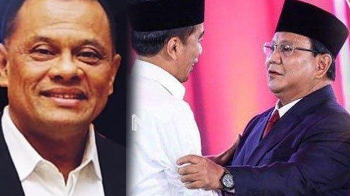 Gatot Nurmantyo Sebut Calon Presiden Haus Kekuasaan,Penyiar TV One Tak Tahan untuk Tertawa Dengarnya