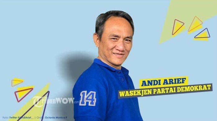 Cuitan Panas Andi Arief, Anak SBY Tak Masuk Kabinet Jokowi karena Pengaruh Dendam Megawati
