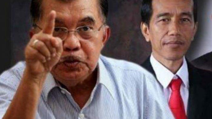 Ternyata Begini Jusuf Kalla di Belakang Jokowi, Diam-diam Telepon Prabowo Agar Dukung Jagoannya Ini