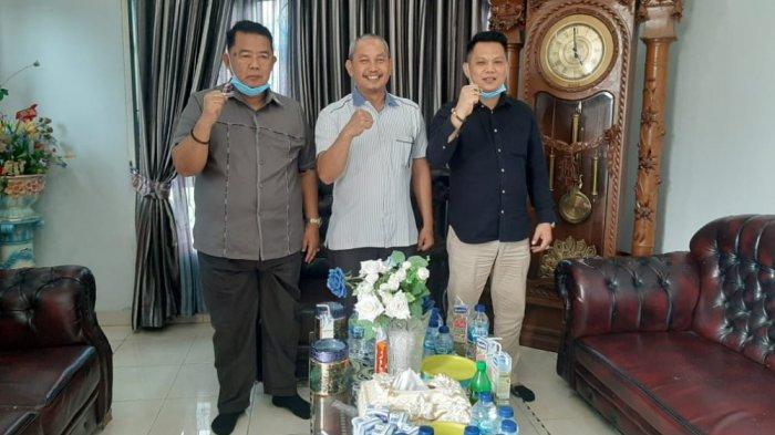 Dukung Sudirman-Erick di Pilkada Bungo,Mantan Wasekjen DPP PAN Siap Dipecat