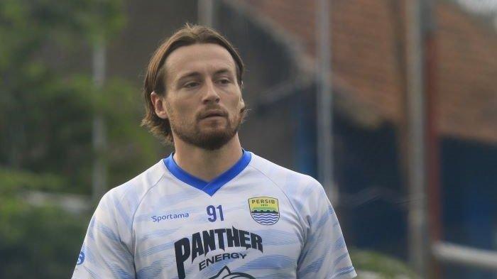 Profil Marc Klok Pemain Termahal di Liga 1, Pemain Persib Bandung Eks Klub Liga Inggris