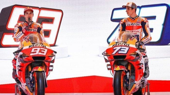 Hasil Free Practice Satu di MotoGP Portugal 2021, Lama Tak Mengaspal, Marc Marquez Langsung Panas