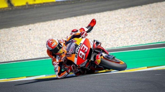 Jelang MotoGP Thailand 2019 - Marc Marquez Berbagi Tips Hindari Crash