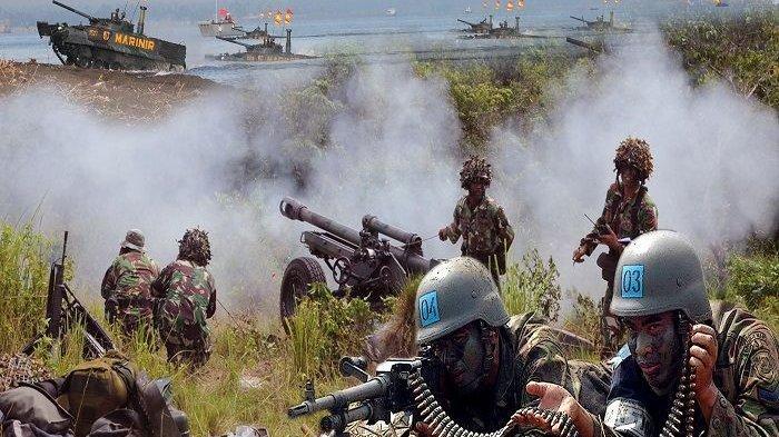 Pasukan Malaysia Porak-poranda Diganyang Marinir, Ini Sejarah Kelam yang Ditutupi Inggris dari Dunia