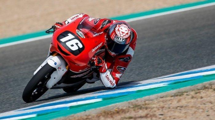Info Honda Jambi, Mario Suryo Aji Siap Tampil Gemilang di CEV San Marino