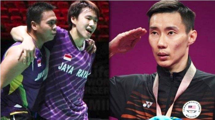 Selamat Jalan Markis Kido, Unggahan Marcus Gideon Ditanggapi Lee Chong Wei: Terima Kasih Segalanya!