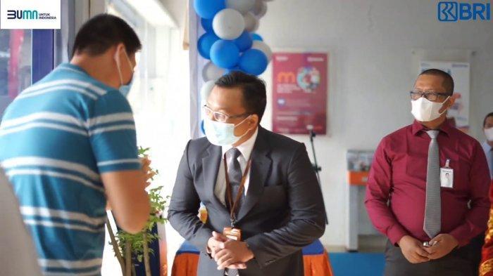 Customer Day BRI 2021 BRI Kanca Jambi Isi Dengan Berbagai Kegiatan, Pimpinan Beri Pelayanan Istimewa