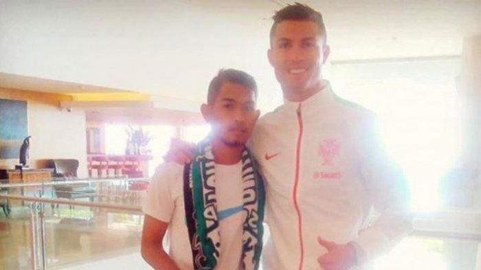 Martunis Telat ke Eropa, dan Dapat Petuah Ronaldo