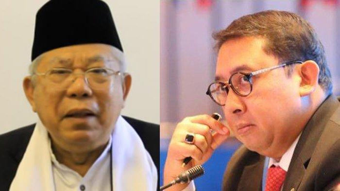 Fadli Zon Sebut Penahanan Bahar bin Smith Kriminalisasi Ulama, KH Maruf Amin Beri Jawaban Ini
