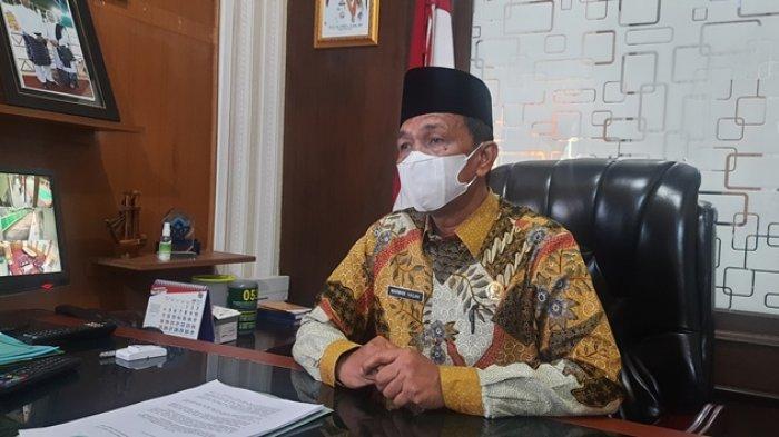 Salat Ied di Merangin Boleh di Masjid, Marwan Hasan Imbau Jemaah Patuhi Protokol Kesehatan