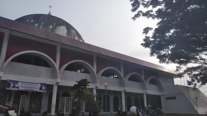 Masjid Agung Al-Mubarak Kebanggaan Masyarakat Bungo Bakal Direnovasi Mulai Juli, Anggaran Rp 2,5 M