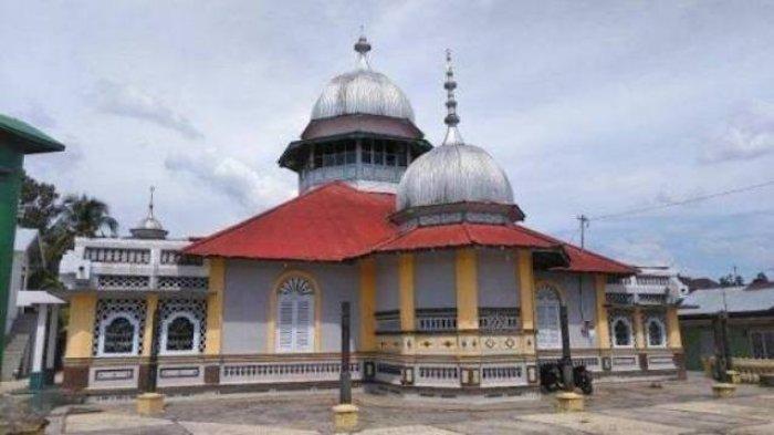 Masjid Al Munawaroh Salah satu Masjid Tua di Bungo, Sempat Diberondong Senjata Belanda