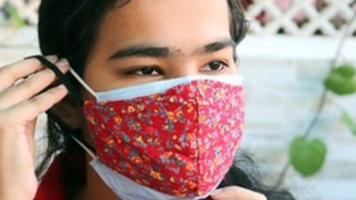 Agar Terhindar Dari Varian Baru Covid-19, Pakai Masker Dobel yang Disarankan