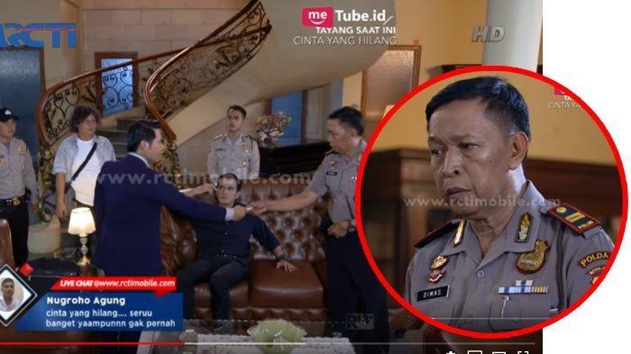 Sering Berseliweran di Sinetron dengan Peran Jadi Polisi, Profesi Masran Sebenarnya Sungguh Mulia