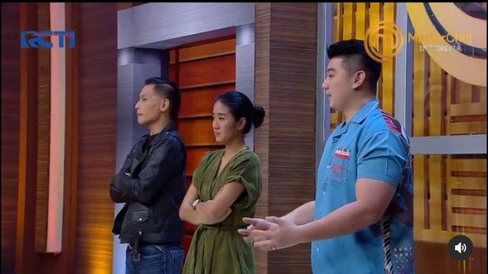 LINK Nonton MasterChef Indonesia Season 8, Minggu 20 Juni 2021, Pukul 14.00 WIB, Chef Juna Ngamuk?