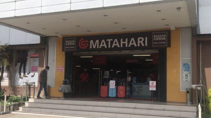 Diskon dan Promo Matahari Ceria Mall Kapuk Juli 2021 - Diskon hingga 75 Persen, Beli 1 Gratis 2