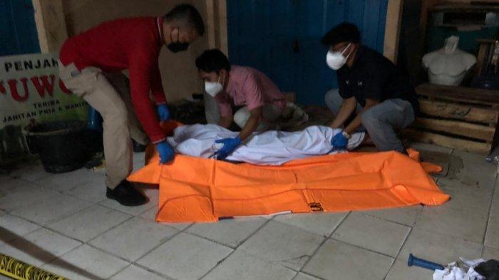 Mayat Yang Ditemukan Sudah Meninggal Dunia di Istana Anak-anak Kota Jambi Bernama Usman