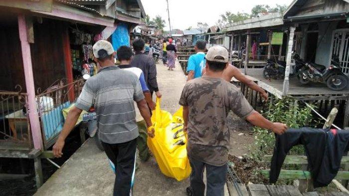Empat Hari Pencarian, Joko Ditemukan Mengapung 1 Km dari Lokasi Perahunya Tenggelam