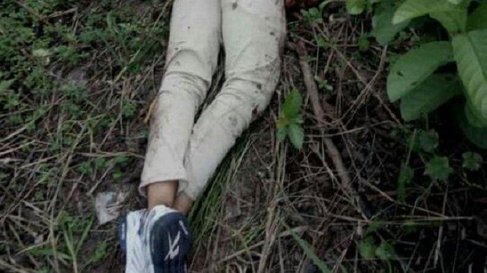 BREAKING NEWS Geger, Warga Merangin Temukan Mayat Tanpa Kepala di Kebun