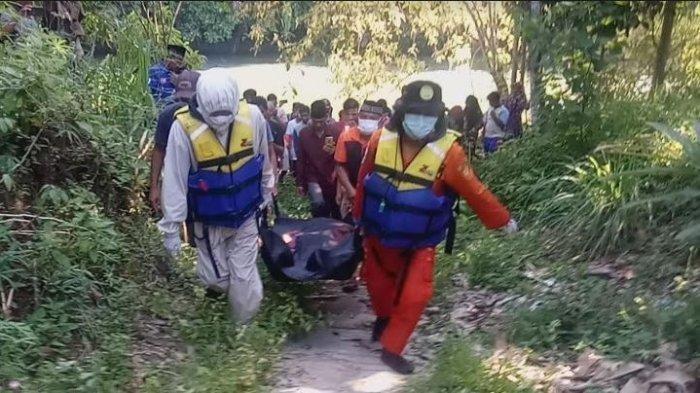 Warga Geragai Ditemukan Sudah Tak Bernyawa Mengapung di Sungai Rawas Muratara, Sempat Terbawa Arus