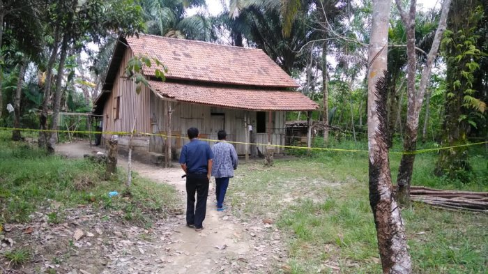 Penemuan Mayat di Desa Pelawan, Ini Identitas Korban Menurut Pengakuan Warga