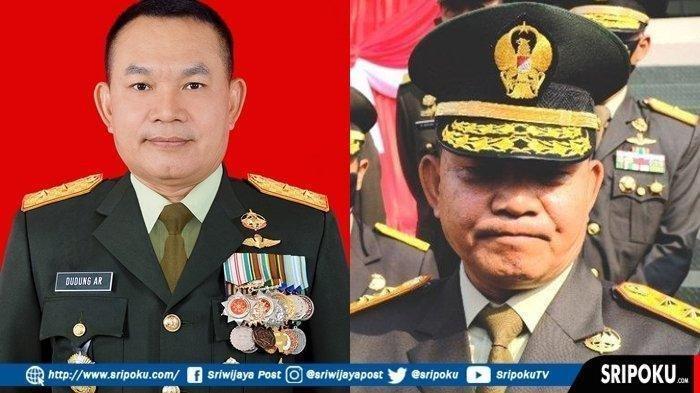 TERUNGKAP SEMUA Alasan Dudung Abdurachman Masuk TNI, Kini Jadi Pangdam Jaya Berani Lawan FPI, Rizieq