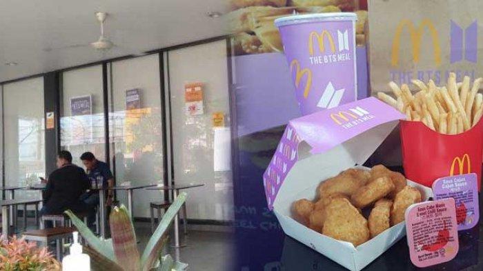 Apa Itu BTS Meal MCD? Sampai Tim Satgas Covid-19 Jambi Segel McDonald's di Sipin