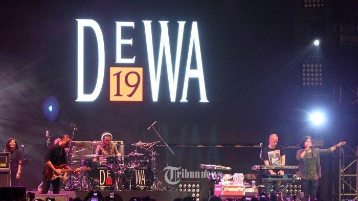 Posisi Ahmad Dhani Diisi Dul Jaelani saat Konser Reuni Dewa 19 di Malaysia, Sempat Ditolak Baladewa
