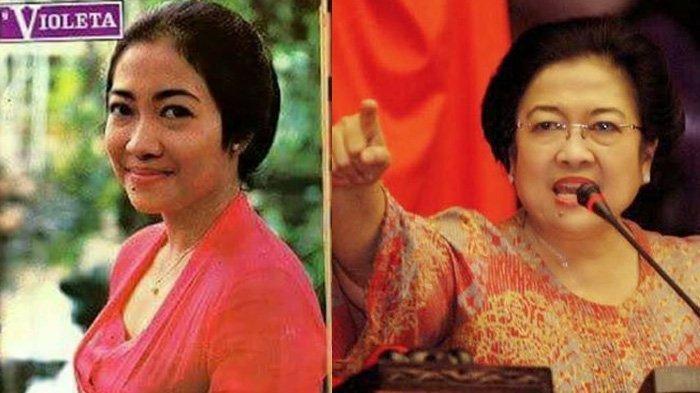 Foto-foto Masa Muda Megawati Soekarnoputri Jadi Viral, Cantik Bak Bunga Desa