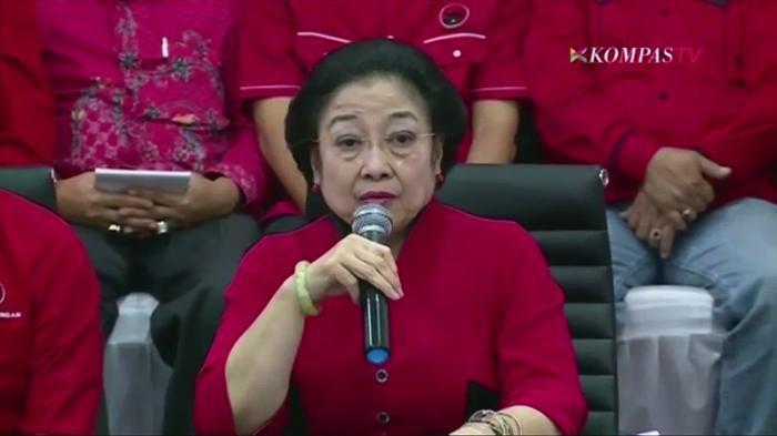 Keanehan Sambutan Megawati di Kongres V PDIP di Bali, Perintah Sekjen PDIP: Semuanya Off The Record!