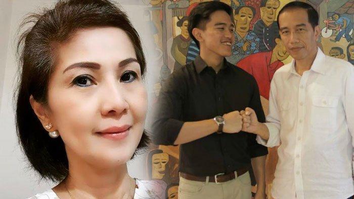 IBU Felicia Tissue Bukan Orang Sembarangan hingga Berani Berurusan dengan Jokowi, Ngamuk ke Kaesang