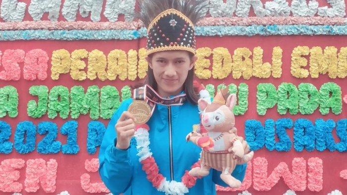 Perubahan Mengejutkan Melisa Atlet Wushu Peraih Medali Emas Asal Kota Jambi Usai Pulang dari Papua