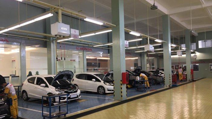 Bengkel Resmi Honda Thamrin Jambi Berikan Diskon dan Paket Hemat ke Pengguna Mobil Honda