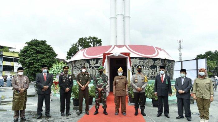 Sekda: Tugu Juang Simbol Perjuangan Rakyat Jambi