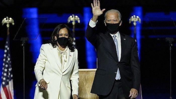 Isi Pidato Perdana Joe Biden Sebagai Presiden Amerika Serikat, akan Penuhi Janji Atasi Covid-19