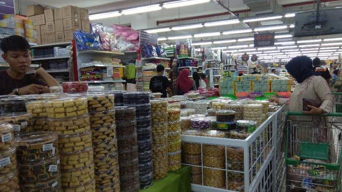 Mendekati Lebaran Idul Fitri, Kue Kering di Jamtos Siap Diborong