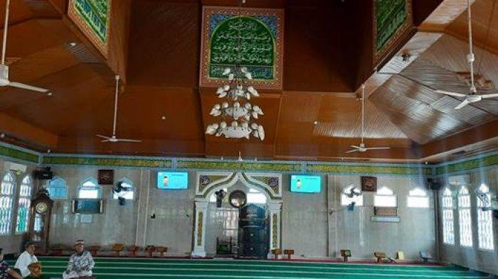 Sejarah Masjid di Jambi Ini Berkaitan Erat dengan Soeharto, Namanya Masjid Pancasila