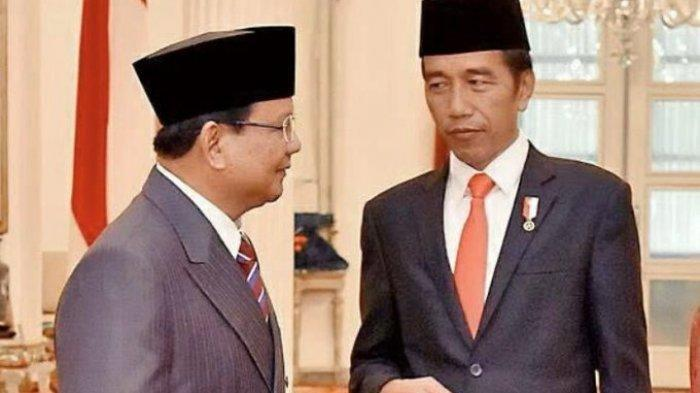 TERUNGKAP! Siapa Sebenarnya yang Mendorong Prabowo Subianto Menjadi Menteri Pertahanan