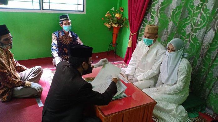 Kantor Urusan Agama Kecamatan di Kota Jambi Tetap Melayani Yang Ingin Menikah di Hari Libur Kerja