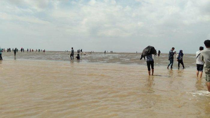 Menikmati Liburan di Pantai Musiman di Kuala Jambi, Tanjung Jabung Timur, dengan Waktu Terbatas