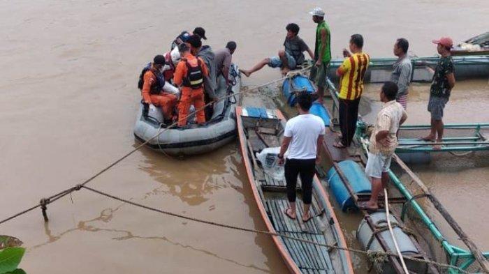 BREAKING NEWS 3 Hari Dicari Warga Pematang Pulai Ditemukan Meninggal Mengambang di Sungai Batanghari