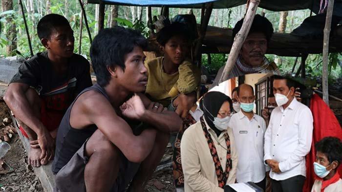 Perkembangan Pendataan Suku Anak Dalam di Jambi, Dinsosdukcapil Koordinasi dengan Enam Kabupaten