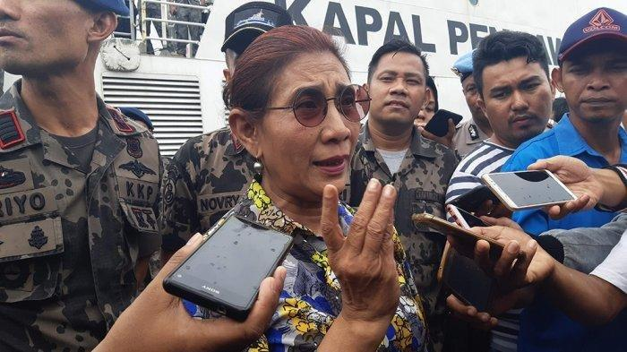 Kapal MV Nika yang Jadi Buruan Interpol Berhasil Ditangkap Menteri Susi: Kapal Kerap Berganti Nama