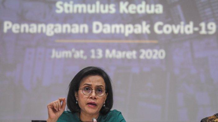Sri Mulyani Sampaikan Outlook APBN 2020 Terbaru ke DPR, Defisit Anggaran Naik jadi Rp 853 T